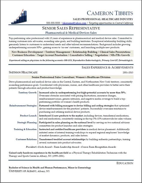 Resume Results Exles by Sle Resumes Resume Results