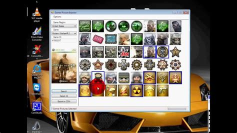 Gamerpic Injector How To Get Gamerpics For Free On Xbox 360 Youtube