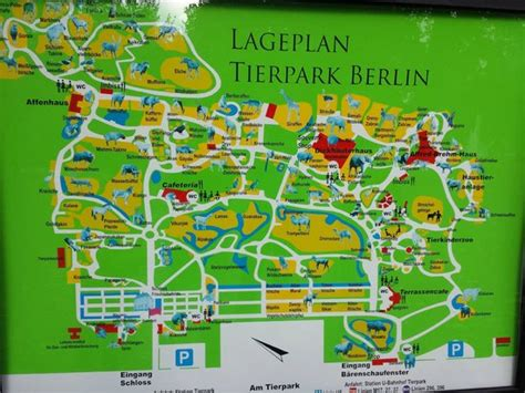 Botanischer Garten Augsburg Plan by Plan Ogrodu Picture Of Tierpark Berlin Tripadvisor