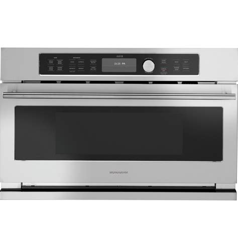 monogram built  oven  advantium speedcook technology  zscjss ge appliances