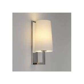 astro 7023 riva 350 1 light wall light bronze
