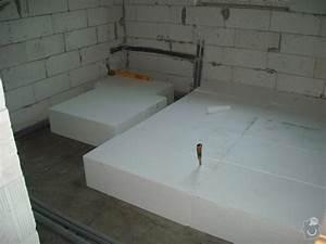 Polystyren pod podlahové topení