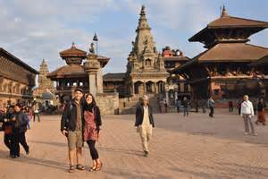 The Palace Of The Lost by Bhaktapur Triptoes