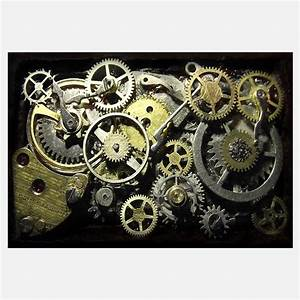 Steampunk wall art steampunk wall decor for Steampunk wall art