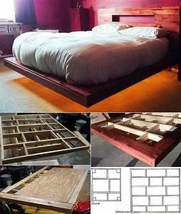 Bett Für Dachschräge : ber ideen zu bett selber bauen auf pinterest diy ~ Michelbontemps.com Haus und Dekorationen