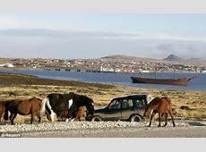 Falkland Islands David Cameron raises stakes after report