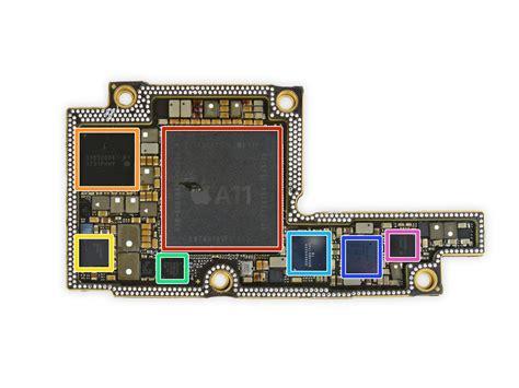 iphone x rozebrany przez ifixit jak wypada pod kątem