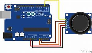How To Connect And Use Analog Joystick With Arduino