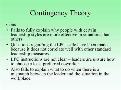 leadership theories powerpoint  id
