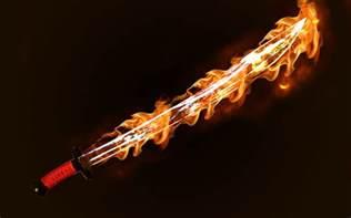 Flame Sword Anime