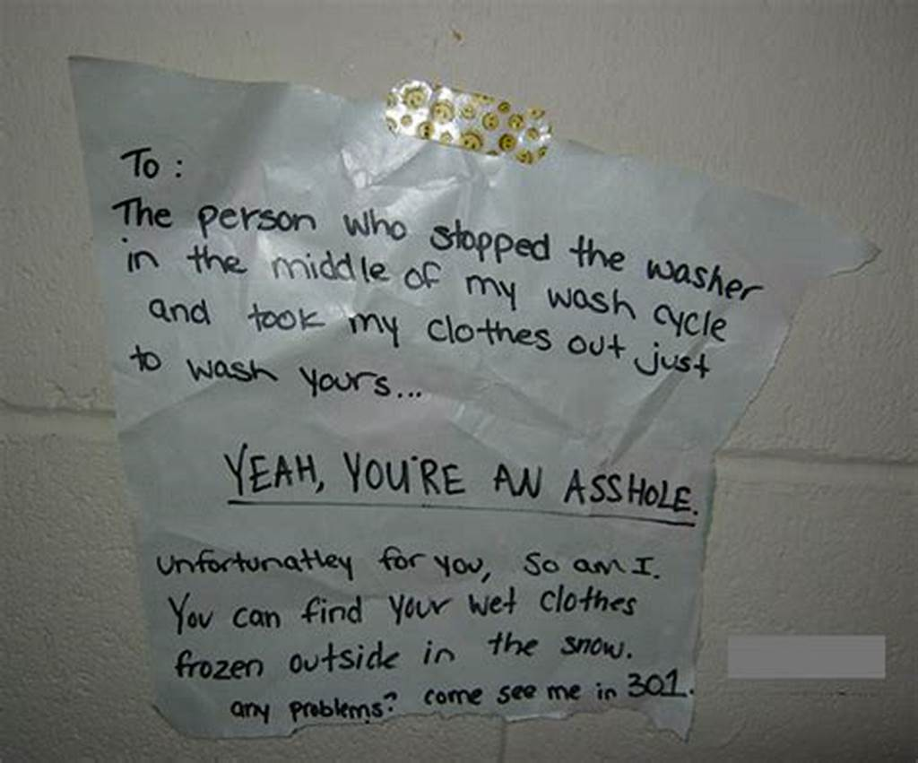 #Most #Wtf #Notes #From #Annoyed #Neighbors