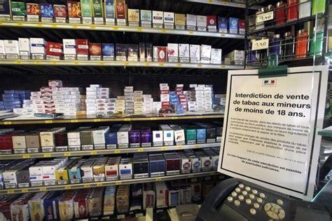 la vente du tabac régulée par des licences dans les