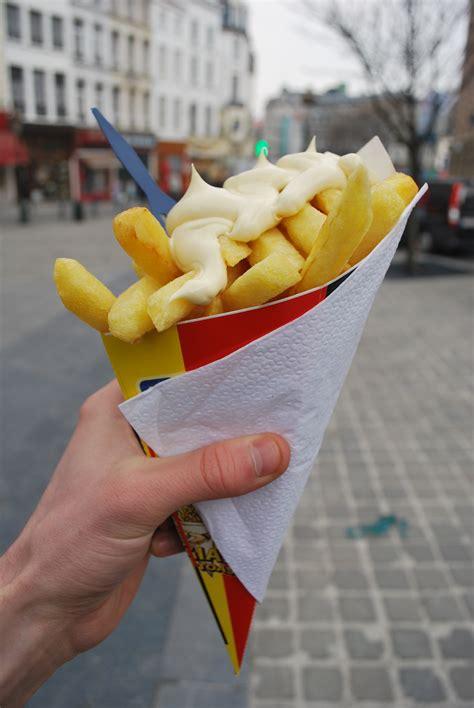 cuisine cajun belgian frites recipe dishmaps