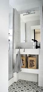 Deco Salle D Eau : d co salle de bain les ambiances qu 39 on aime c t maison ~ Teatrodelosmanantiales.com Idées de Décoration
