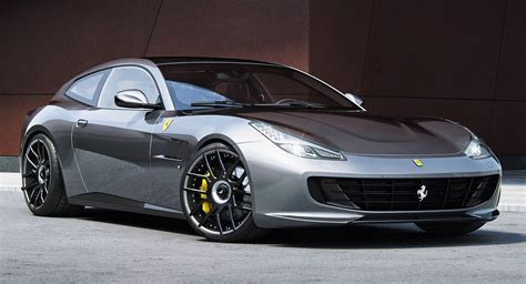 Gtc4lusso T Photo by Wheelsandmore S Gtc4lusso T Packs More Grunt Than