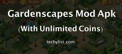 Gardenscapes Unlimited And Coins Apk by Gardenscapes Mod Apk V2 9 2 Unlimited Coins