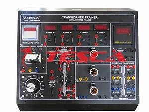 Transformer Trainer  Single Phase  U0026 Three Phase