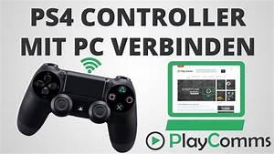 Pc Mit Lan Verbinden : ps4 controller mit pc verbinden deutsch youtube ~ Orissabook.com Haus und Dekorationen