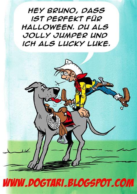 dogtaris cartoons wild west halloween mit dogge