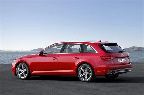 2016 Audi A4 Avant (b9) Photos, Videos And Details