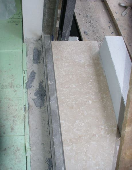 taglio termico davanzale serramenti migliori di ecologiche passive e in legno