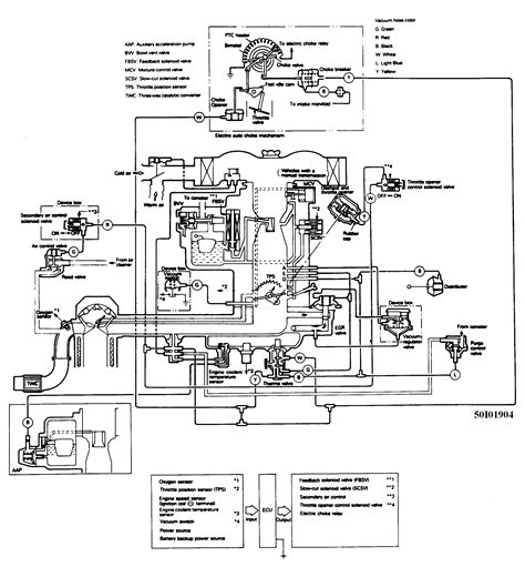Need The Vacuum Hose Diagram For Carb Dodge Ram