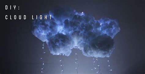 led cloud light diy cloud light tiffyquake
