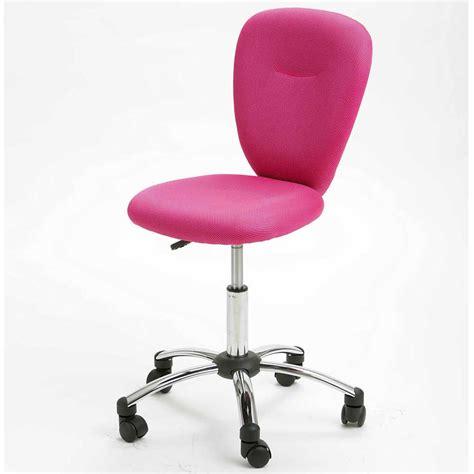 chaise pour bureau chaise de bureau pour fille
