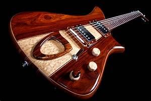 Custom Guitar Bodies | Custom Guitars « Becker Guitars ...