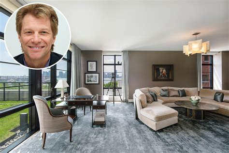 Bon Jovi Lists New York City Condo People