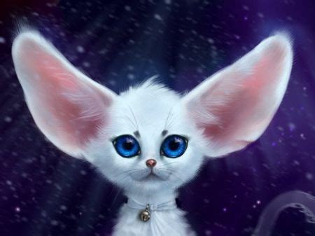 cute fantasy animal fantasy abstract background