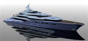 yacht designer adriel design motor yacht project lumen 90m three quarter above forward luxury yacht charter