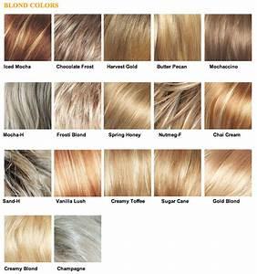 My Selah Salon » Color Chart