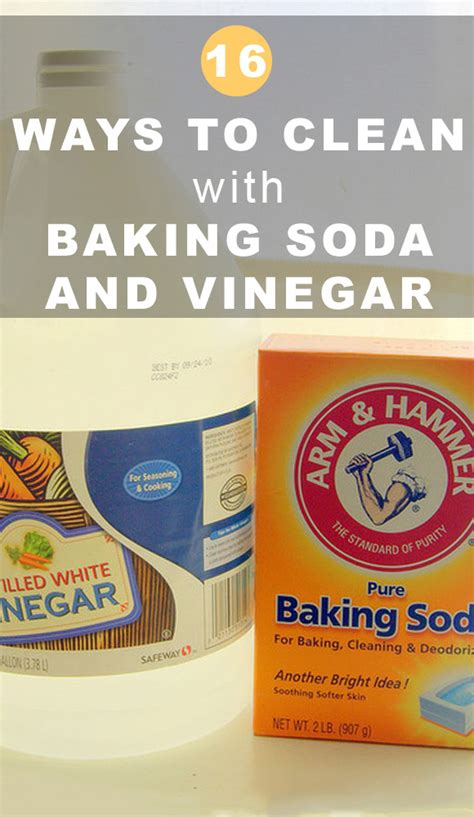 cleaning kitchen cabinets with vinegar and baking soda how to clean with baking soda and vinegar crafting a
