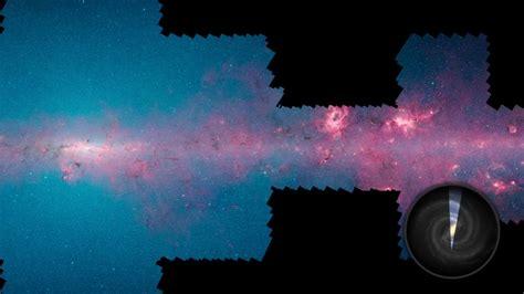 Hyperwall Nasa Spitzer Telescope Brings Degree View