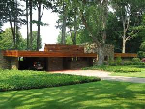 frank lloyd wright style house plans usonian house plans