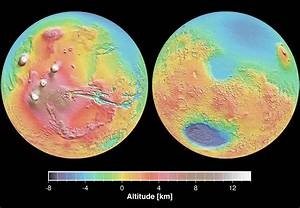 Space Images | Mars Topography