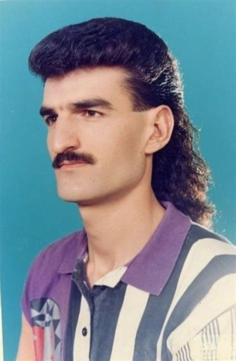 80s Mens Hairstyles by Mullets Are Trying To Come Back And It Ll Make You