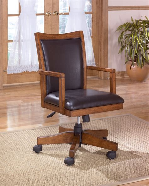cross island office swivel arm chair from h319 01a