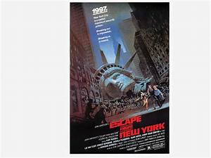 Escape from New York posters wallpapers