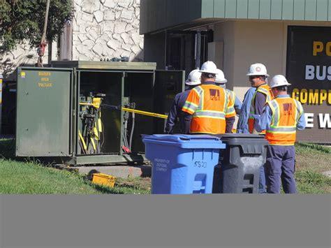 vehicle crashes  rohnert park business pge