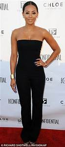 Robin Wright And Mel B Prove Simplicity Is Best In Elegant
