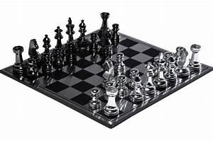 Jeu D échec Design : jeu d 39 chec 32 pi ces en acier chrom gadgets et jeux ~ Preciouscoupons.com Idées de Décoration