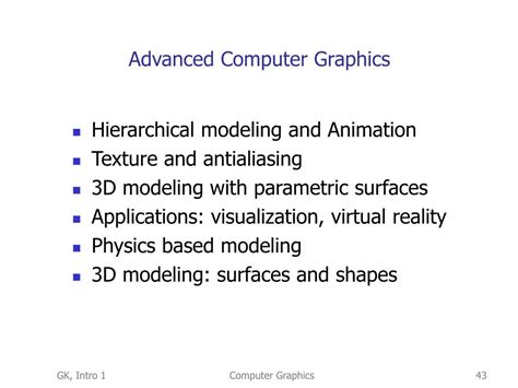 computer graphics powerpoint  id