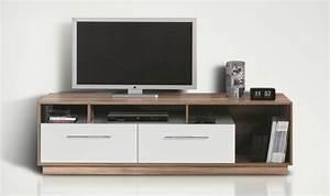 Meuble Blanc Pas Cher : meuble tv blanc pas cher de qualit fabriqu en europe ~ Dailycaller-alerts.com Idées de Décoration