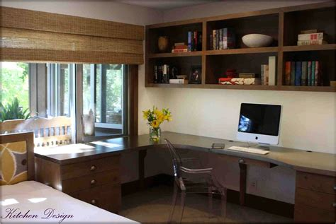 built in desk ideas for home office creative diy home office ideas with minimalist desk