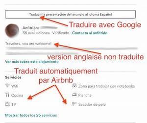Traduc Francais Anglais : comment traduire votre annonce airbnb community ~ Medecine-chirurgie-esthetiques.com Avis de Voitures