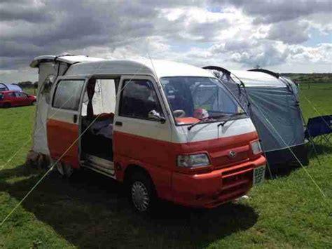 Daihatsu Hijet Campervan 2 Awnings Long Mot Alternative 2
