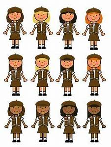 Brownie girl scout clip art brownie girl scouts girl ...
