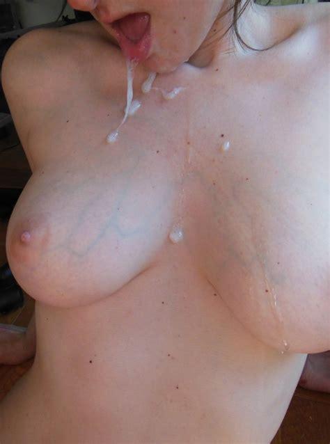 Cum On Her Veiny Boobs Porn Pic Eporner